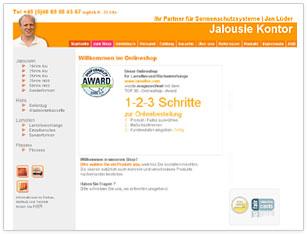 Jalousien Kontor onlineshop jalousie kontor holz jalousien holzjalousien lamellen